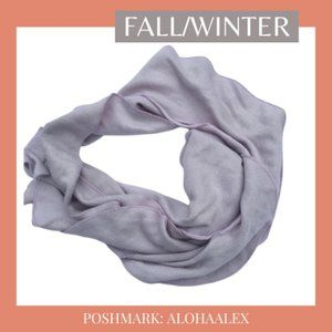 Accessories - NINE WEST LAVENDER SCARF FOR FALL/WINTER